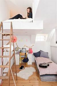 Jugendzimmer Platzsparend : jugendzimmer ideen so gestalten sie ein jugendendzimmer ~ Pilothousefishingboats.com Haus und Dekorationen