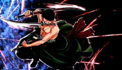 roronoa zoro wallpapers wallpaper cave