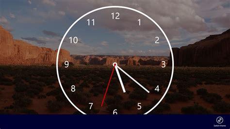 Digital Clock Wallpaper Windows 8