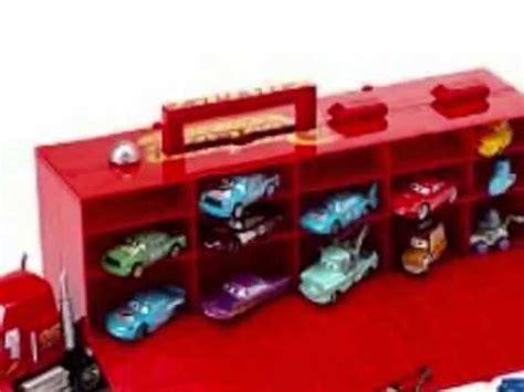 Camion Mack Cars Disney Pixar Cars Mack Camion Transportador De Coches Juguetes Para Ni 241 Os