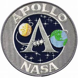 Apollo Program Back-Patch – Space Patches