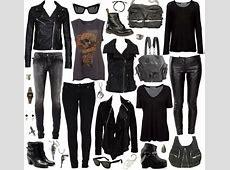 I love black clothes Shoes I wish I could afford clothes