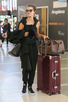 images  celebrity luggage  pinterest
