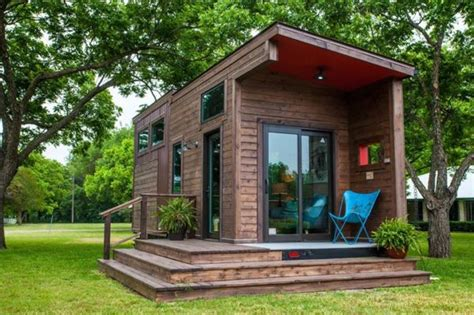 Tiny Home Bar by 28ft Tex Zen Tiny House In For Sale