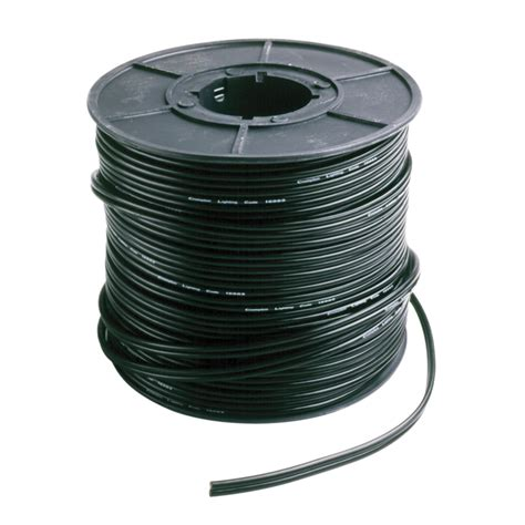 low voltage 3 3mm 12v garden cable 100 meters
