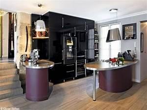 deco cuisine ouverte design With deco design cuisine