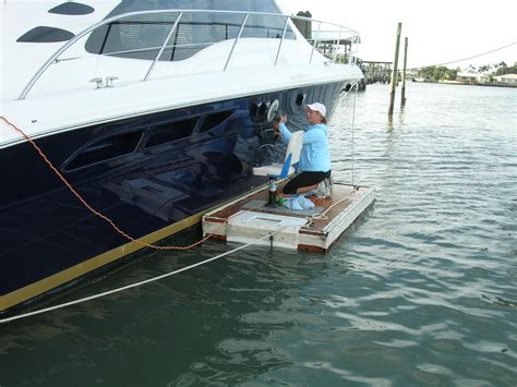 How To Polish A Fiberglass Boat Hull compounding a boat without polishing the hull truth