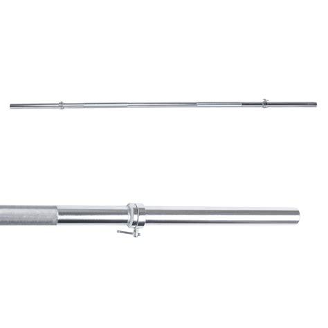 taurus standard barbell bar  cm buy   customer ratings sport tiedje