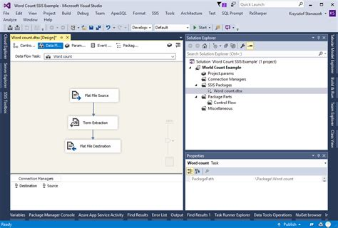 Ssis Framework Template by Scala And Apache Spark In Tandem As A Next Generation Etl