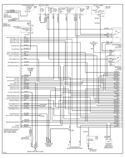 2001 kia sportage window wiring diagram kia sportage wire diagram auto electrical wiring diagram