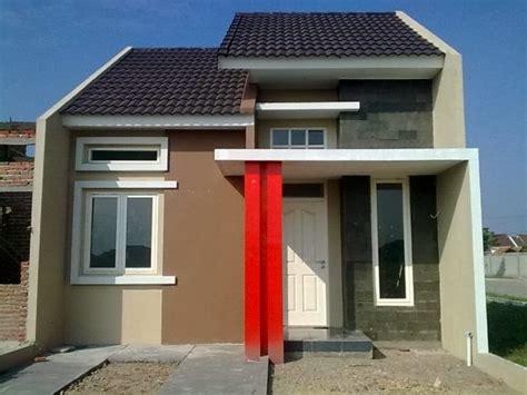 desain rumah minimalis type  sederhana elegan