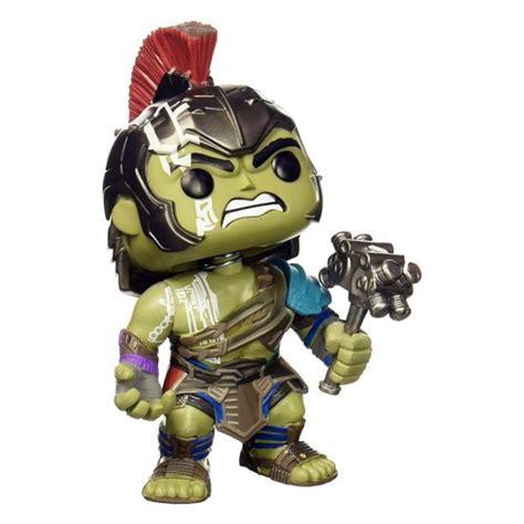 boneco hulk thor ragnarok marvel pop  funko minimundi