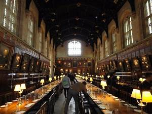 famous harry potter christ church dining hall in With salle a manger harry potter oxford