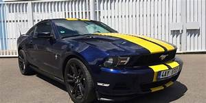 Test - Ford Mustang 3.7 V6 | wikiCARS