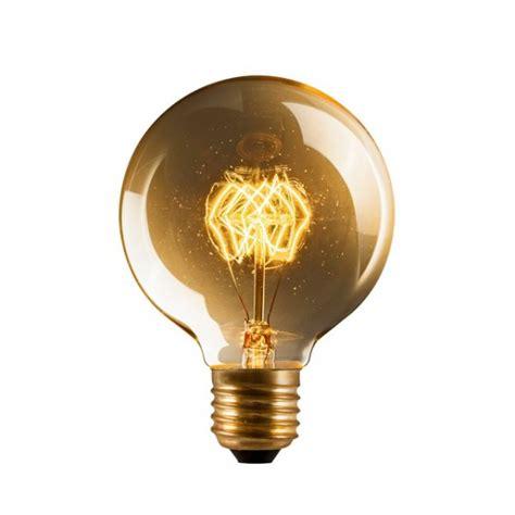 edison medium globe filament light bulb 15 anchors