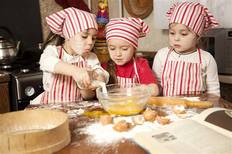 cuisine petit chef les cours de cuisine un moment magique pour de petits