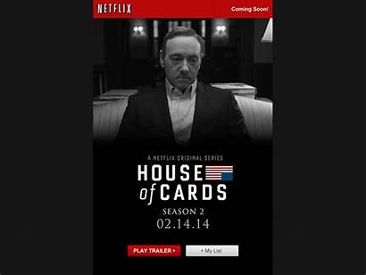 Animated Email Examples Netflix Marketing Announcement Season