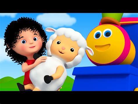 bob  train animal sounds songs  kids kids tv
