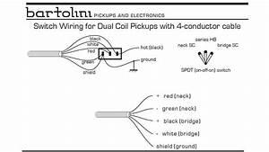 Pickups Wiring Diagram Parallel