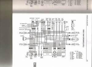 Wiring Diagram For The Dr350 - Dr