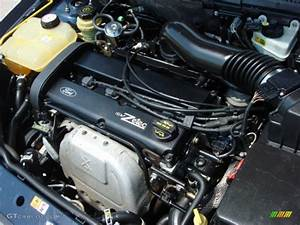 2003 Ford Focus Se Sedan 2 0l Dohc 16v Zetec 4 Cylinder