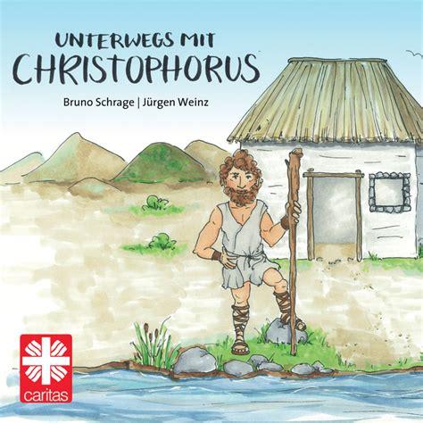 der heilige christophorus minibuch christophorus