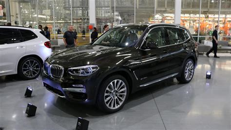 Bmw x3 2018 for sale. 2018 BMW X3 Unveiled With Strong M40i Version