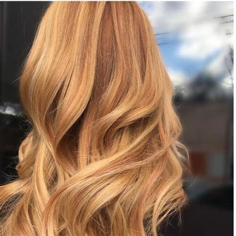 Golden Strawberry Hair by 27 Yummiest Strawberry Hair Colors For 2018