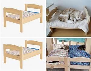 Lit Pas Cher Ikea : 15 id es pour customiser un meuble ikea avec un r sultat original inattendu design feria ~ Teatrodelosmanantiales.com Idées de Décoration