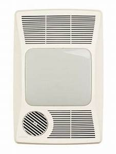 Broan 100hl Bathroom Fan W   Adjustable Heater And Light