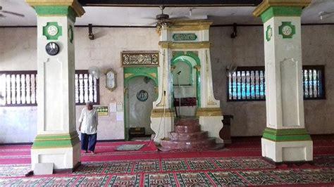 masjid jami angke jejak perjuangan muslim tionghoa