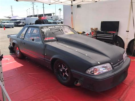 project evil  fox body mustang build update