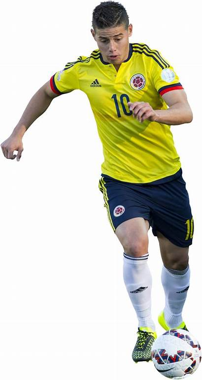 James Rodriguez Colombia Football Madrid National Team