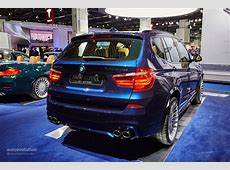 Alpina XD3 Biturbo Facelift Brought Its 350 HP Diesel