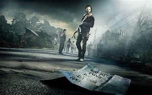 1366x768 The Walking Dead Season 5 1366x768 Resolution HD ...