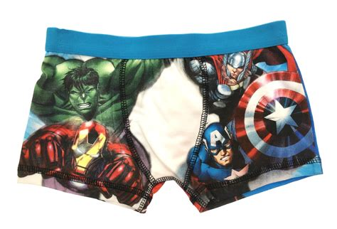Kids Boys Official Character Boxer Shorts Childrens