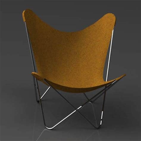 Hardoy Chair 3d Model bkf butterfly chair 3d model formfonts 3d models textures