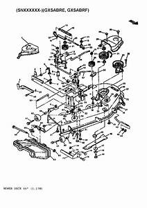 33 John Deere Sabre Parts Diagram