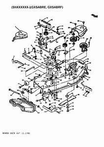 Sabre  John Deere Lawn Tractor Parts