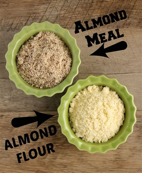 almond meal  blanched almond flour living  health