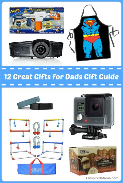 holiday gift guide 2014 great gifts for dads b inspired