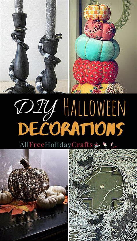 Scary Decorations For - 17 decoration ideas allfreeholidaycrafts