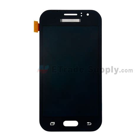 samsung galaxy j1 ace sm j110 lcd screen and digitizer assembly black samsung logo grade