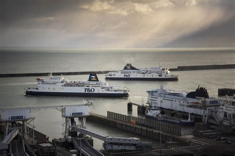 Ferry Zeebrugge Dover by P O Ferries Wikiwand