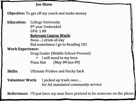 What Type Of Paper To Use For Resume by What Type Of Resume Should A College Student Use