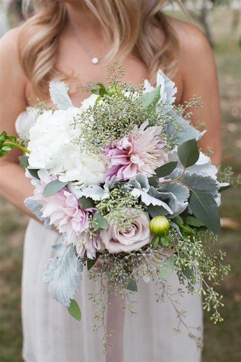 bouquetflower rustic long island vineyard wedding