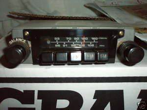 Stock Am  Fm Radio Wiring