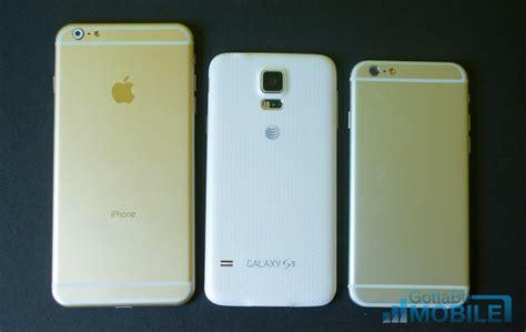 iphone 6 vs galaxy s5 iphone 6 plus vs galaxy s5 wesharepics