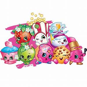 Shopkins A4 Cake Icing Image This Party Started