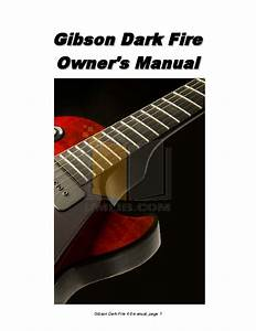 Download Free Pdf For Gibson Les Paul Standard Traditional